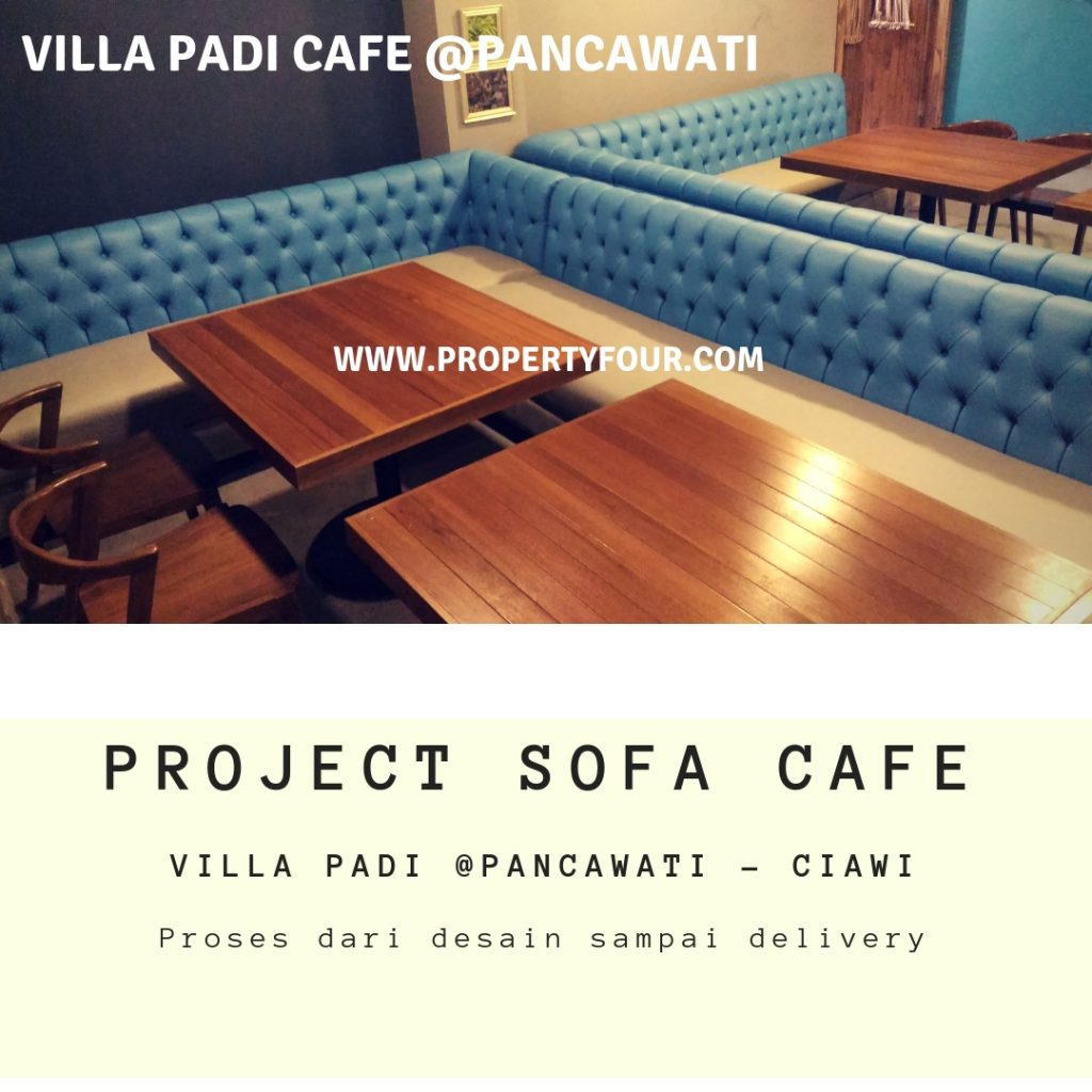 sofa cafe custom