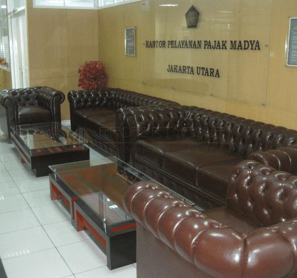 jasa custom sofa lounge raung tunggu