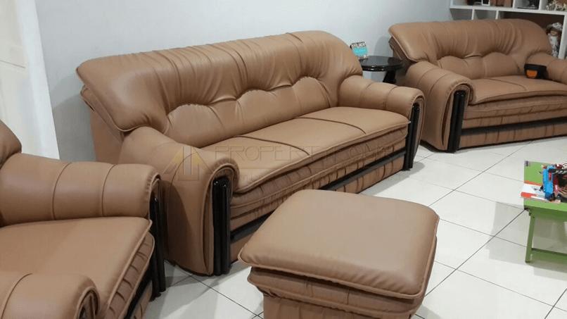 Service Sofa Klasik - Rawamangun (After)