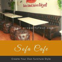 sofa resto cafe