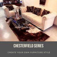 sofa klasik chesterfield