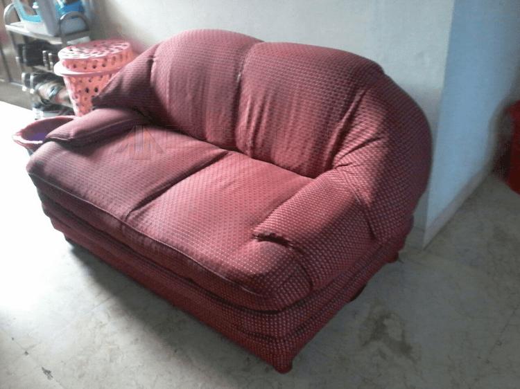 sofa klasik, service sofa