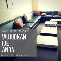 sofa minimalis ruang tamu lounge